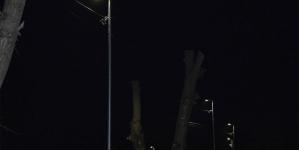 У Овручі замінять вуличне освітлення за кошти NEFCO