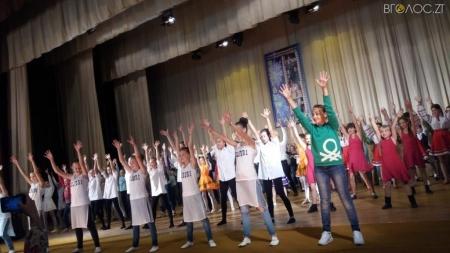 Як у Бердичеві відбувався фестиваль «Феєрверк танцю» (ФОТО)