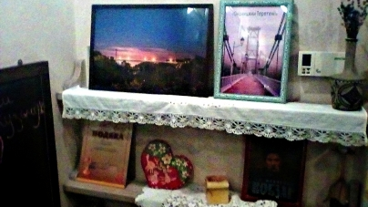 У Житомирі відкрилася фотовиставка Ярослава Хоркінса «Околицями Теретенії»