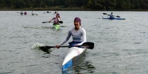 На турнір з веслування на байдарках і каное до Житомира з'їхалися спортсмени зі всієї України (ФОТО)