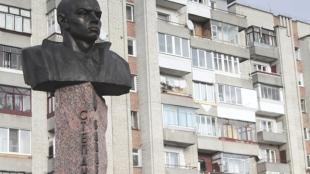 Житомирянин просить міську владу встановити пам'ятник Степану Бандері