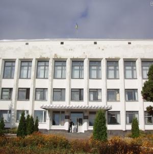 Міська рада Радомишля хоче облаштувати фонтан у міському парку