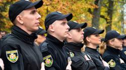 У Житомирі поліцейські склали присягу: 13 жінок та 29 чоловіків (ФОТО)
