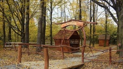 На Житомищині з'явився ще один рекреаційний майданчик для відпочинку (ФОТО)