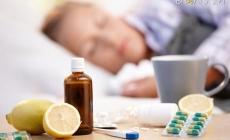 На грип та ГРВІ за тиждень захворіли понад 5 тисяч дітей області