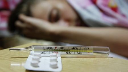 Кількість хворих на грип та ГРВІ в області зменшується