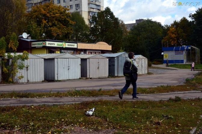 ФОТОекскурсія: «осіння» вулиця Клосовського