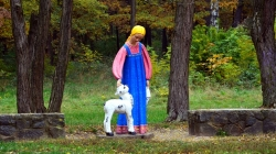 ФОТОекскурсія осіннім Житомиром: в об'єктиві гідропарк