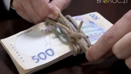За 9 місяців до бюджету Житомира зібрали понад 70 відсотків податків