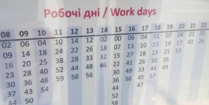 Житомир придбає чергову партію інформаційних стендів з графіком руху транспорту у вінницького підприємця