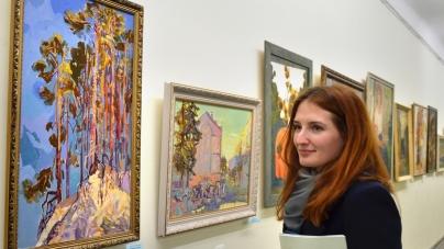 До Дня художника житомирські митці представили свої роботи (ФОТО)