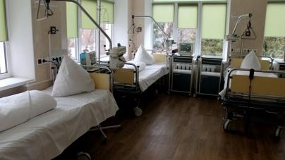 В обласній лікарні відкрили оновлений блок для пацієнтів з патологією нирок (ФОТО)