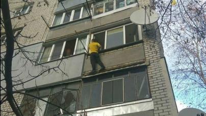У квартирі житомирянина, який хотів стрибнути з балкона, знайшли крадені велосипеди
