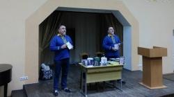«Майдан. Таємні файли»: брати Капранови репрезентували нову книгу у Житомирі