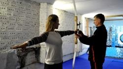 У Житомирі відбувся майстер-клас зі стрільби з лука (ФОТО)