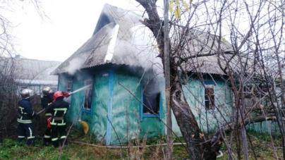 Пожежа у Коростишівському районі: рятувальники знайшли тіло пенсіонера, якого привалило шафою