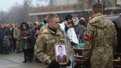 У Житомирі попрощалися із загиблим десантником Максимом Перепелицею (ФОТО)