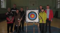 У Житомирі провели майстер-клас зі стрільби з лука для людей з інвалідністю (ФОТО)
