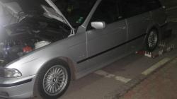 Легковик BMW, яке розшукував Інтерпол, виявили житомирські прикордонники