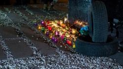 День Гідності у Житомирі відзначать хвилиною мовчання та покладанням квітів