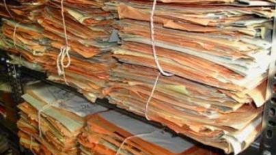 Житомирська міськрада витратить майже 1,5 мільйона на трудовий архів