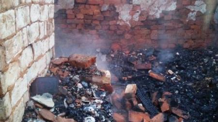 Вогнеборці, які гасили пожежу у Ємільчинському районі, знайшли тіло пенсіонера