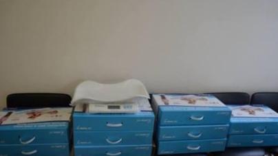 Перинатальний центр отримав обладнання від французьких благодійників