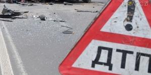 Понад 500 ДТП сталось на території області за півтора тижня
