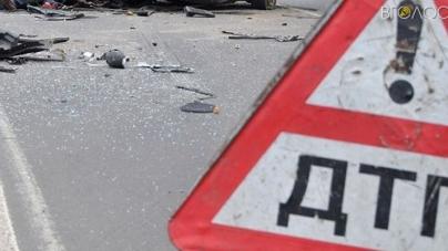 Під Новоградом у ДТП загинув пасажир іномарки