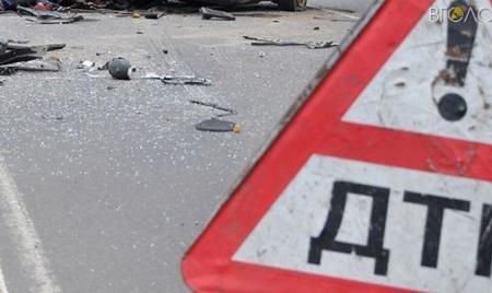 В Овруцькому районі у смертельному ДТП загинув водій автомобіля