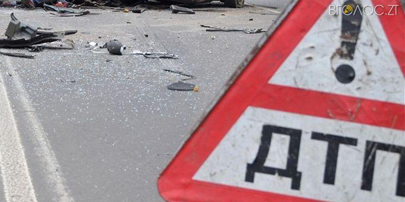 Житомирщина: у ДТП постраждали 7 людей, з них троє дітей