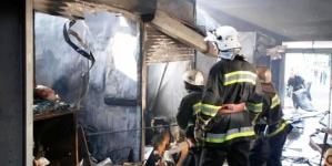 Пожежа у Малинському районі: на підлозі рятувальники знайшли тіло 92-річного господаря оселі