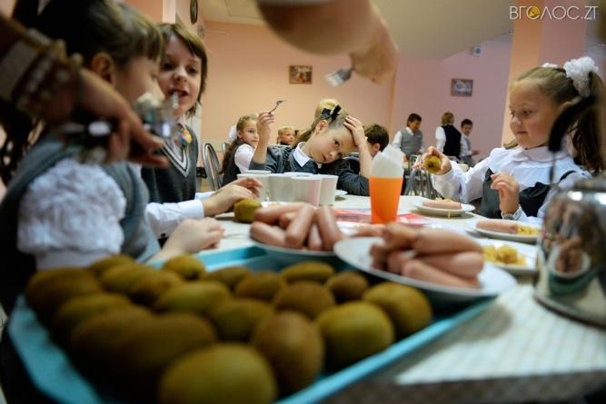 Радомишльська міськрада перевірить, як харчуються місцеві школярі