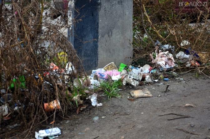 Житомиряни скаржаться, що не бачать на вулицях міста прибиральників
