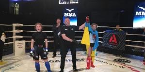 Житомирянка виграла чемпіонат Європи зі змішаних єдиноборств у Німеччині