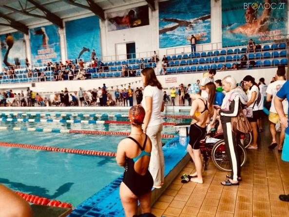 6 медалей на чемпіонаті України завоювали плавці з Житомирщини серед 220 спортсменів з інвалідністю