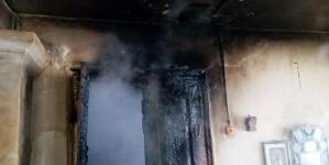 95-річна бабуся загинула під час пожежі на півночі області