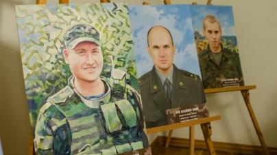 У Житомирі відкрили виставку портретів Героїв України (ФОТО)