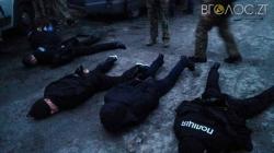 Затримали озброєну банду, яка викрала у бердичівських підприємців золото на 15 мільйонів (ФОТО)