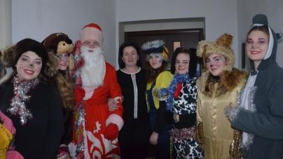 «Батьківщина» подарувала новорічне свято дітям з особливими потребами (ФОТО)