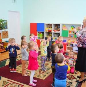 400 додаткових місць створили у дитячих садках області торік