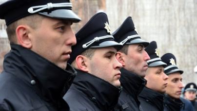 Майже 650 поліцейських та нацгвардійців охоронятимуть спокій жителів області у новорічну ніч
