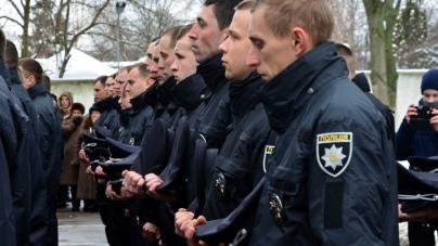 У Житомирі 63 патрульних поліцейських склали присягу (ФОТО)