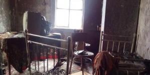 У Малинському районі під час пожежі у власному будинку загинула 81-річна жінка