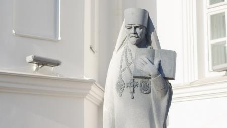 У Житомирі відзначили річницю з дня народження Івана Огієнка (ФОТО)