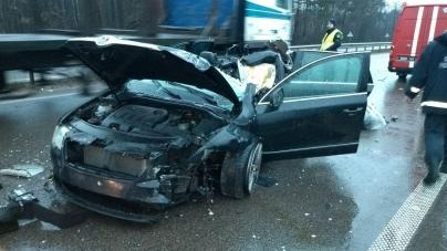 У аварії під Житомиром загинули дві людини