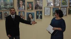 У Житомирі відкрили виставку унікального майстра з Хорошева Павла Гусєва