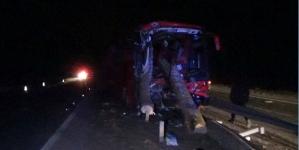 У Новоград-Волинському районі зіштовхнулися пасажирський автобус та лісовоз. Є потерпілі (ФОТО)