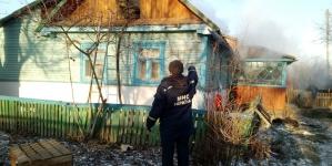 У Баранівці під час пожежі у власній оселі загинула 86-річна жінка