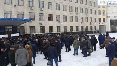 Житомирян закликають вийти на мітинг проти бізнесу на крові